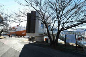 名古屋港検潮所